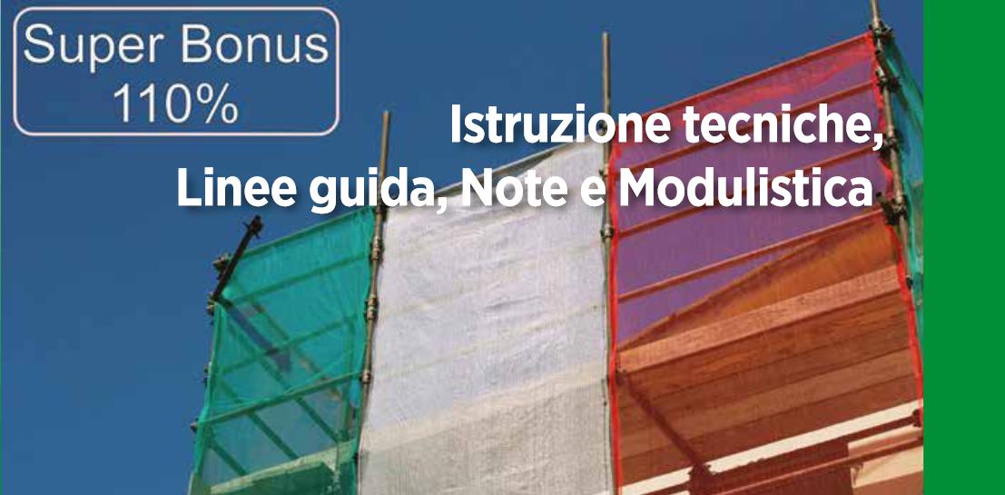 Nuova modulistica unica regionale Superbonus: aggiornamenti normativi e tecnici